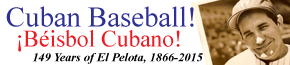 Cuban Baseball! by Bruce Brown