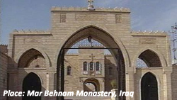 Mar Behnam Monastery, Iraq