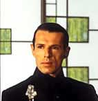 "Lambert Wilson as The Merovingian in ""The Matrix Reloaded"""