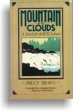 "cover thumbnail for ""Mountain in the Clouds"" by Bruce Brown (Simon & Schuster hardcover)"