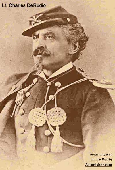 Lt. Charles DeRudio, Battle of the Little Bighorn survivor
