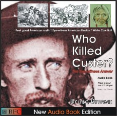 Who Killed Custer Audio Book cover