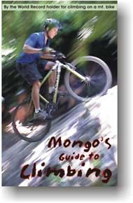 Mongo's Over-The-Top Guide To Climbing by Mongo AKA Bruce Brown cover thumbnail