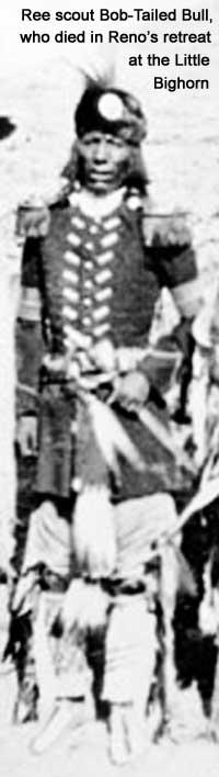 Arikara scout Bob Tail Bull